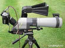 Optional Digiscoping Equipment